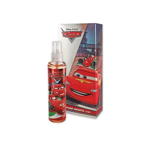 perfume cars en caja metalizada 120ml