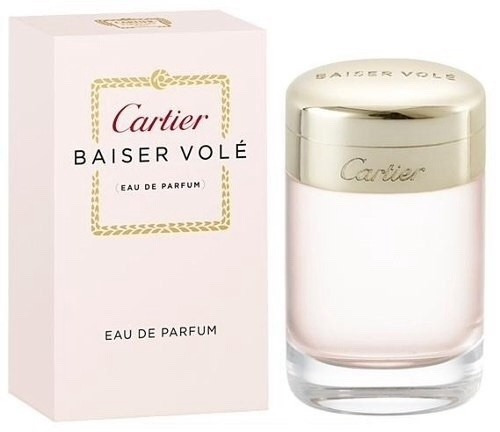 perfume cartier baiser vole 100ml para mujer