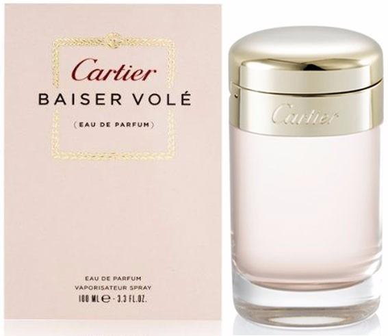 Perfume Cartier Feminino Original Baiser 30ml Vole Edp sQdthr