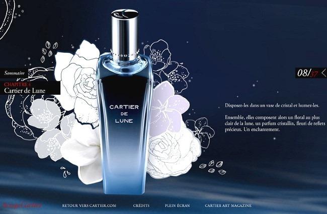 De 75ml Perfume Cartier Lune NovoAmostrinha 6fgIy7Ybv