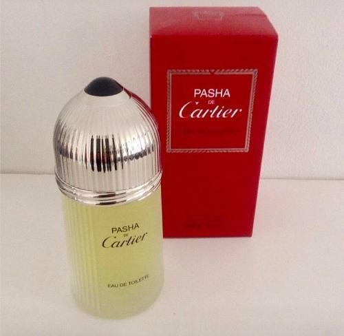 b48fa784f5d Perfume Locion Pasha Cartier 100 Ml Para Hombre Original -   109.900 ...