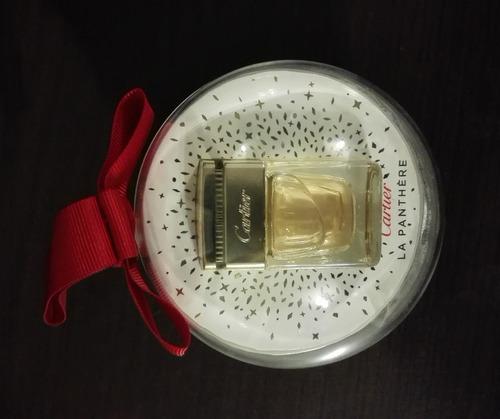 perfume cartier la pantheré de colección 6ml para dama nuevo