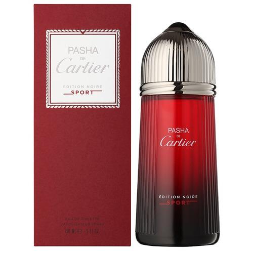 perfume cartier pasha sport hombre 150 ml