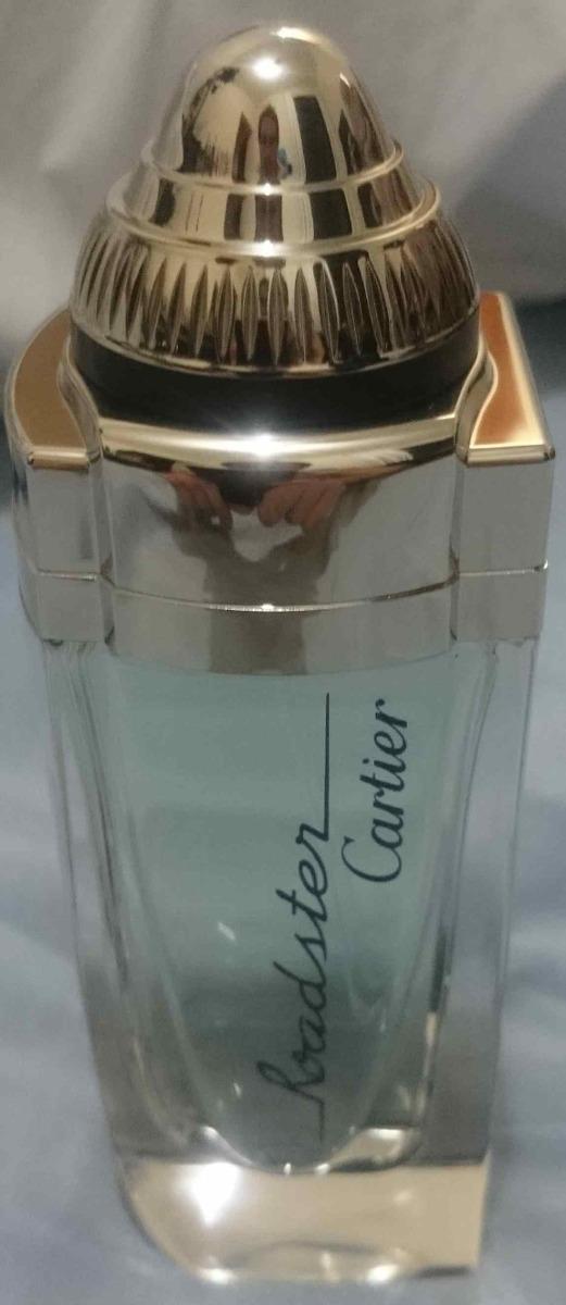 045365c5ebc perfume cartier roadster masculino edt 100ml usado foto real. Carregando  zoom.