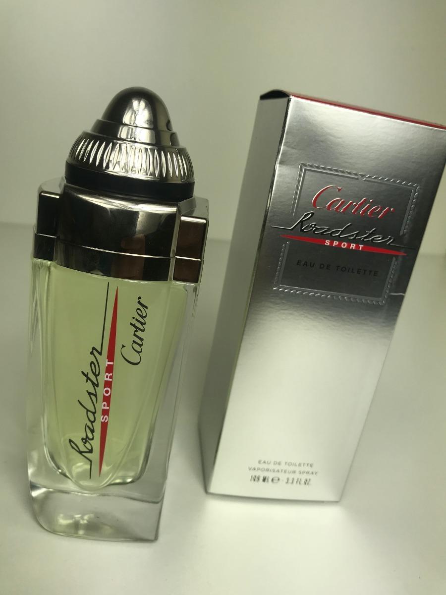 d0020a35147 perfume cartier roadster sport 100ml edt novo 12x s juros! Carregando zoom.