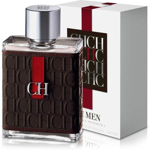 perfume ch 100ml, locion ch, fragancia