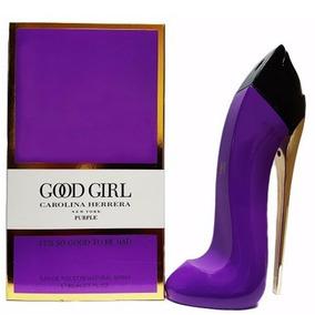 Carolina Perfume Ch Zapato Good Herrera Morado Tacon Girl l1cFJTK
