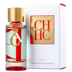 0a0a98f46e Ch L Eau - Perfumes Importados Carolina Herrera de Mujer en Mercado Libre  Argentina