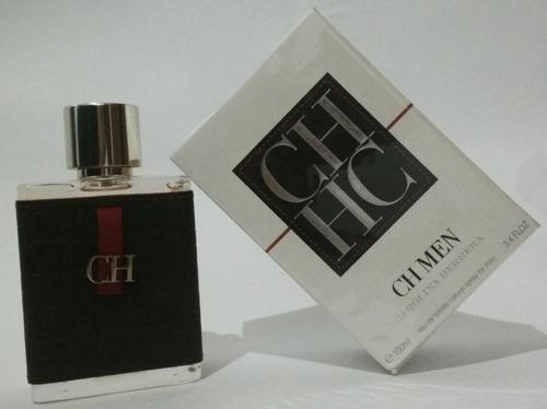 perfume ch men by carolina herrera ori - ml a $1199