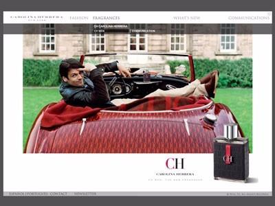 perfume ch men carolina herrera 100 ml para hombre