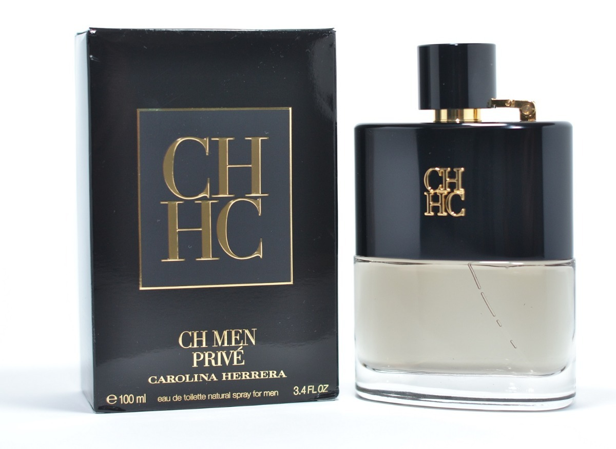 perfume ch men privé carolina herrera eau de toilette 100ml. Carregando  zoom. 2b5caeb215