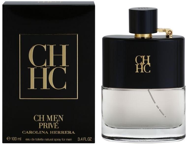 Perfume Ch Men Prive De Carolina Herrera Para Hombre 100 Ml ... b18335d821