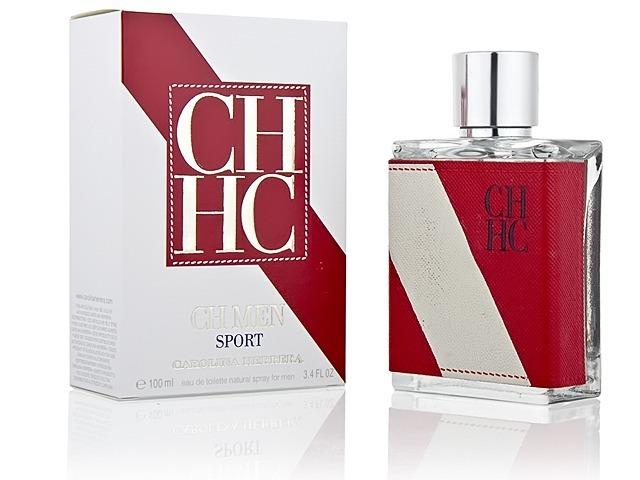 Perfume Ch Men Sport De Carolina Herrera Para Hombre 100 Ml