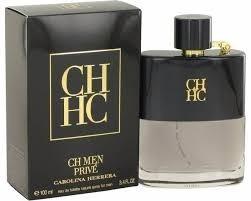 perfume ch prive carolina herrera x 100 ml original