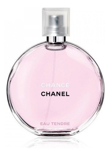perfume chance chanel eau tendre 100 ml women