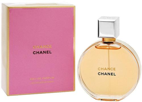 perfume chance de chanel para dama 100 ml