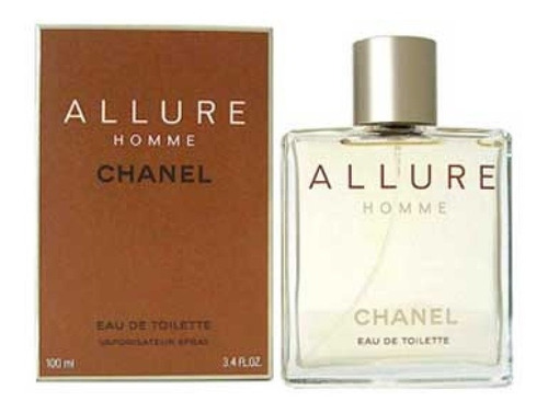 perfume chanel allure 100 ml homme