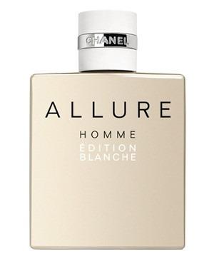 perfume chanel allure blanche 100ml  para hombre