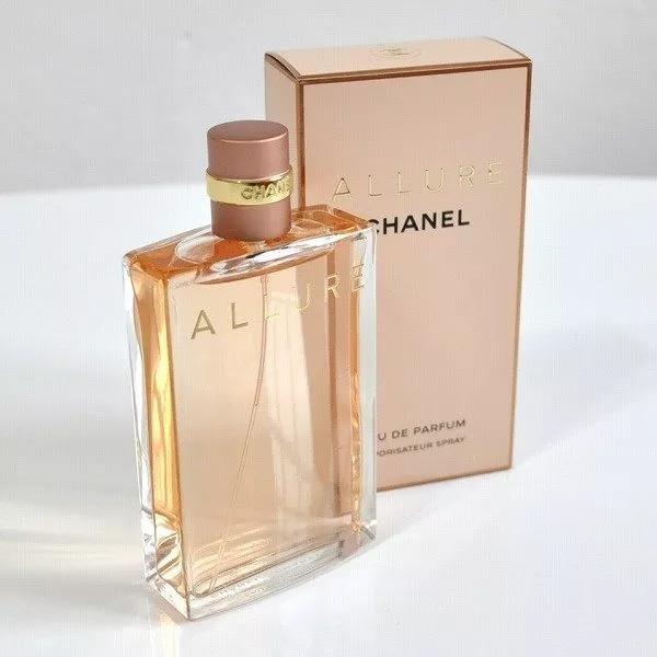 5d18fbd5274 Perfume Chanel Allure Edp Fem 100ml-original - R  720