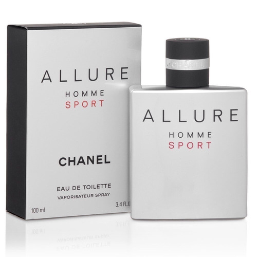 perfume chanel allure homme sport 100ml para hombre
