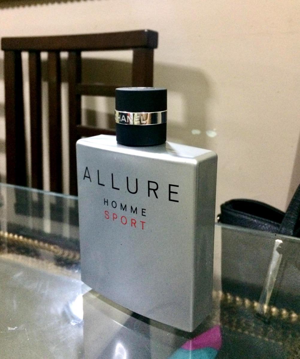 Perfume Chanel Allure Homme Sport Men 150ml S 19999 En Mercado Bleu Cargando Zoom