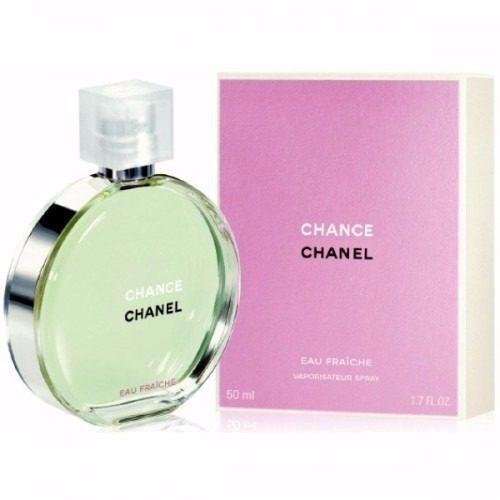 46e76f4127d Perfume Chanel Chance Eau Fraiche Edt Feminino 100 Original - R  469 ...