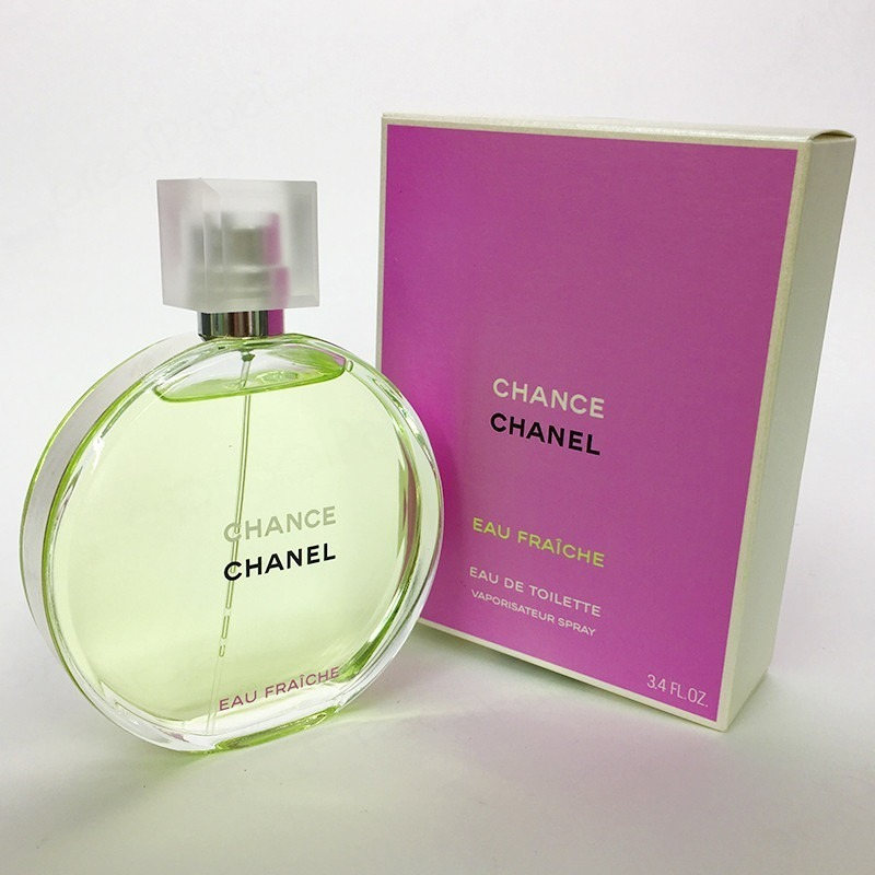 43190472de3 perfume chanel chance eau fraiche edt x 100 original mujer. Cargando zoom.