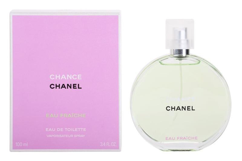 31402b8ee4c Perfume Chanel Chance Eau Fraiche Feminino 100% Original - R  850