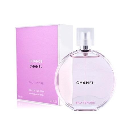 perfume chanel chance eau tendre 100ml original e lacrado r 429 90 em mercado livre. Black Bedroom Furniture Sets. Home Design Ideas