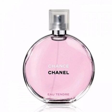 perfume chanel chance eau tendre edt 100ml - 100% original.