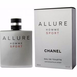 976f7c01c Características. Marca Chanel  Nome do perfume Allure Homme Sport ...