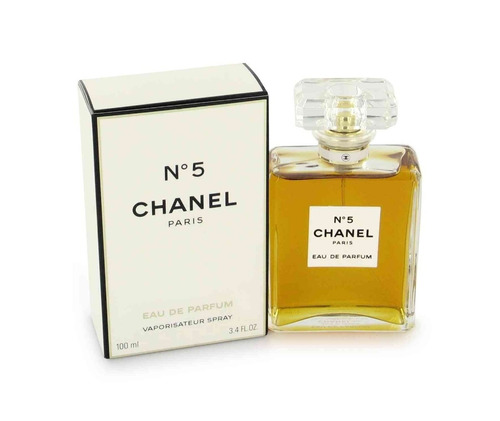 perfume chanel n5 100ml edp mujer ( mil esencias )