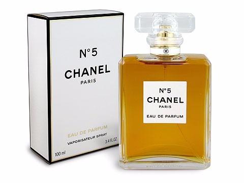 e85d4de10c8 Perfume Chanel Nº5 Eau De Parfum 100ml - 100% Original. - R  603