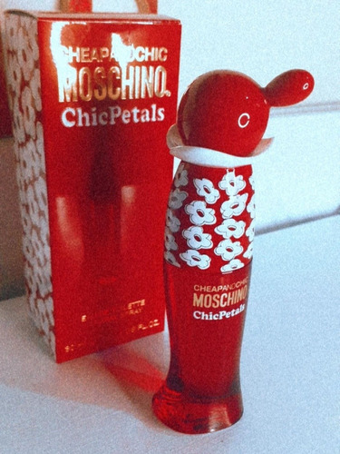perfume cheap and chic - original - moschino 30 ml
