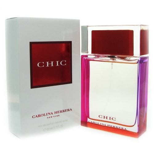 perfume chic de carolina herrera 80 ml women