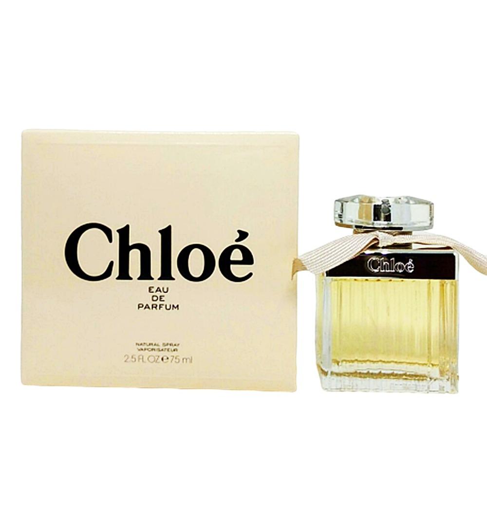 3c4b20eedb168 perfume chloé eau de parfum (edp) feminino 75ml original. Carregando zoom.