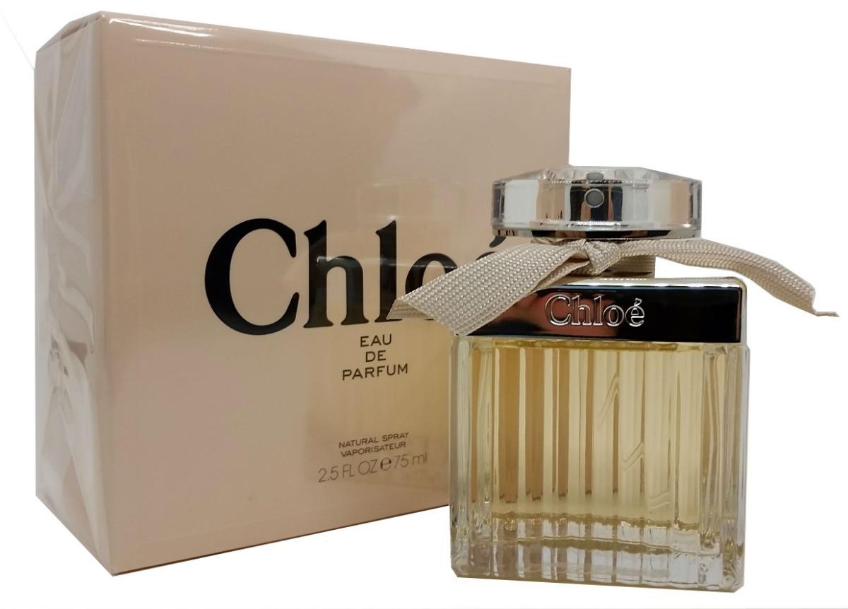Perfume Chloé Eau 100Original Feminino Parfum De 75ml K13lFcuJ5T