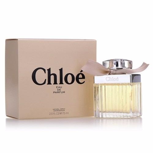 75ml Eau Perfume De Women Original Chloé Parfum For 34jqLR5A