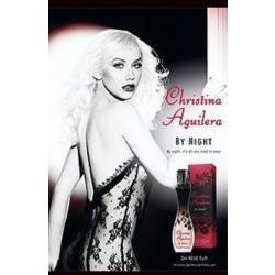 perfume christina aguilera by night 50ml edt