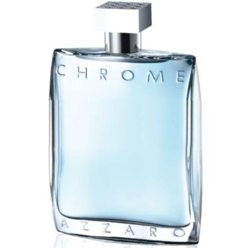 perfume chrome azzaro eau de toilette spray, 6,8 oz