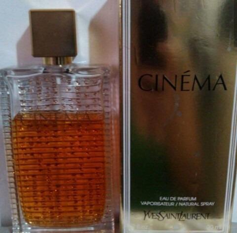Perfume Cinema Original De Y S L Solo 14 De Uso 90ml Bs 40000