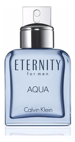 perfume ck eternity aqua 100 ml origina - ml a $890