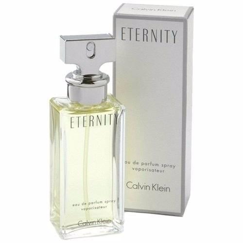 Perfume Ck Eternity Feminino 100ml Original E Lacrado Calvin - R ... 66d97587e0