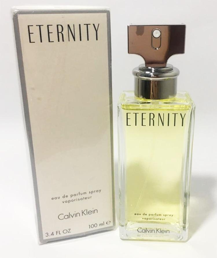 bd13e25ea134b perfume ck eternity feminino edp 100ml original lacrado. Carregando zoom.