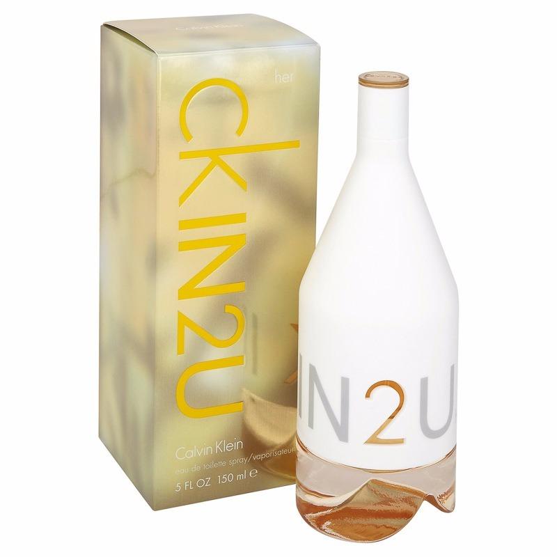 Perfume Ck In2u Her Fem Edt - 150ml Original - R  177,74 em Mercado ... 1957c6de16
