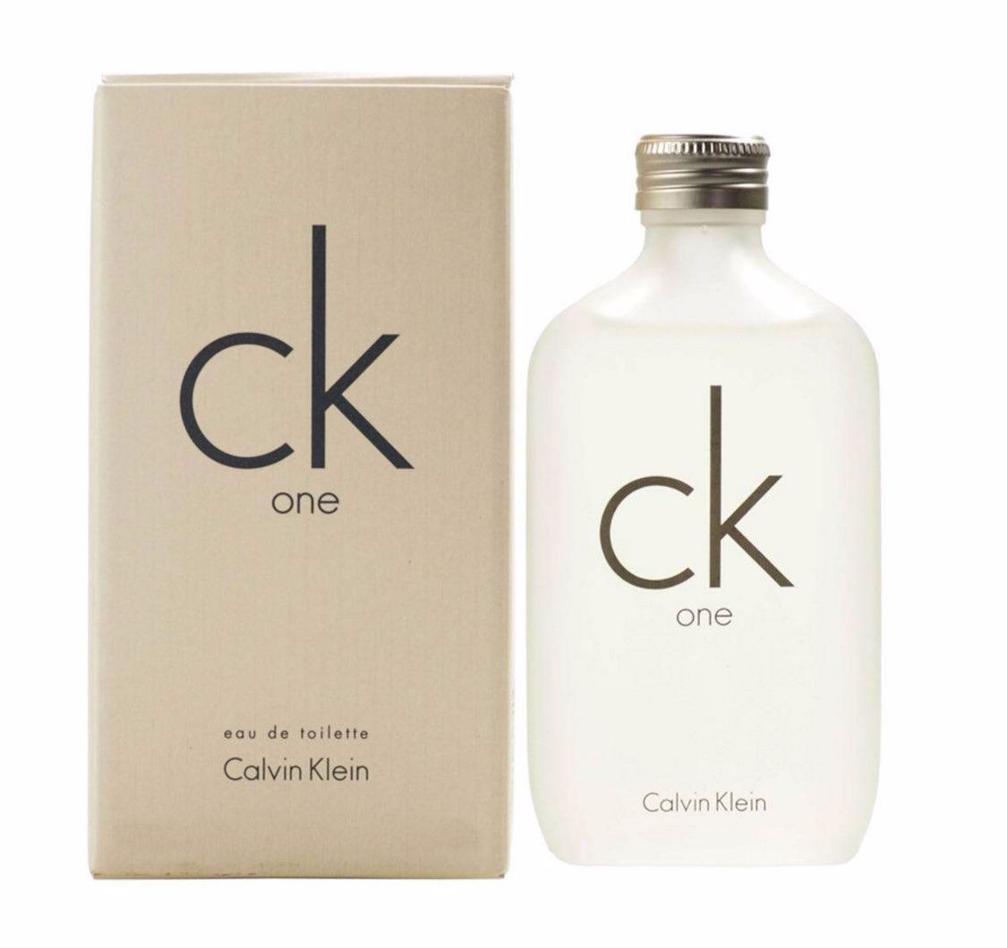Perfume Ck One Calvin Klein Unissex 100 Ml - R  189,90 em Mercado Livre 7687e32188