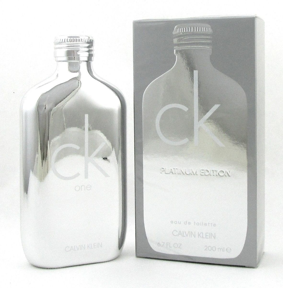 bca9d62b8cf1f perfume ck one platinum edition calvin klein 100ml original. Carregando  zoom.