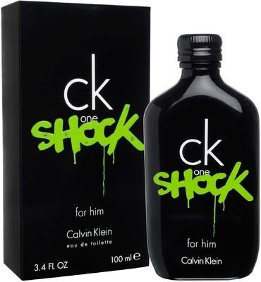 82361a1ba Perfume Ck One Shock Calvin Klein Masculi Edt 200ml Original - R ...