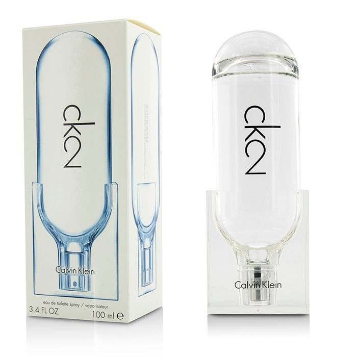 100ml Perfume Klein Unisex Calvin Ck2 w0knO8P