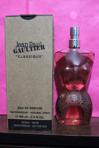 perfume classique de jean paul gaultier 100m edp testernuevo